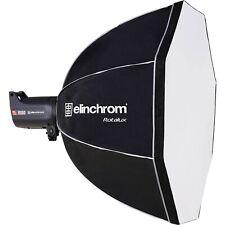 New Elinchrom Rotalux Deep Octa 100cm + Elinchrom Speed ring + Bag RRP £264