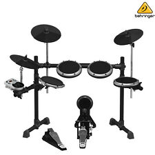 Behringer XD-8USB 8-Piece Electronic Drum Set w/ Kick Pedal l Authorized Dealer