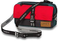 Dakine HIP BAG Womens Waist Belt Cross Body Shoulder Bag Harvest Teal Red NEW