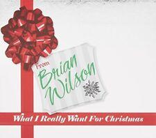 Wilson, Brian - What I Really Want for Christmas +3 BONUSTRACKS CD NEU OVP