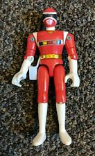 Red Power Rangers In Space Bandai 1997