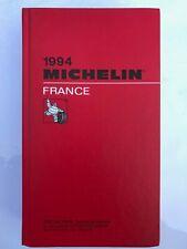 Guide Michelin France 1994