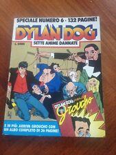 Speciale Dylan Dog 6 Sette Anime Dannate NO Albetto