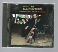 """The Brother Boys """" Chasse-Neige """" CD 1992 Sugar Hill"""