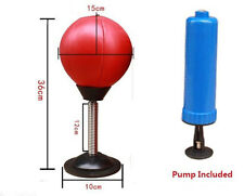 Stress Reliever Desktop Punching Bag Speed Ball /Stress Buster Punch Ball 5550HC