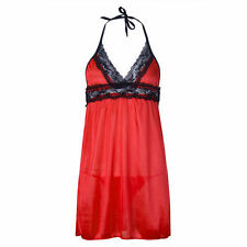 Acrylic Babydoll, Chemise Sleepwear for Women