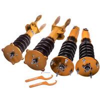 Tuning Coilovers Kit for Porsche Cayenne 4.8L 2008-2010 24 Ways Adj. Damper