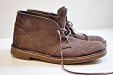 Clarks Mens suede leather chukka boot size 10.5