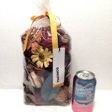 Bag Falling Leaves Sonoma Potpourri Apple Pear Cedar New