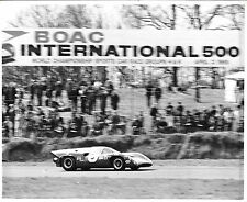 Hugh Dibley Original Period BOAC Press Photo Lola T70 Brands Hatch