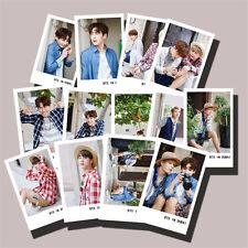 30pcs Kpop BTS Rap Monster IN DUBAI Photocard J-Hope Postercard Bangtan Boys