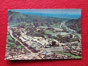 Universal Studios Arial View