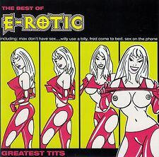 E-ROTIC : GREATEST TITS / CD - TOP-ZUSTAND