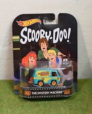 MATTEL HOT WHEELS Scooby-Do0 Macchina del mistero