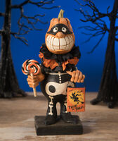 Bethany Lowe Designs: Halloween; Chicken Lips' Trick or Treat Pumpkinhead
