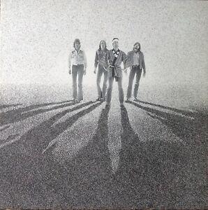 BAD COMPANY - BURNIN' SKY - 1977 - UK PRESS - GATEFOLD - FREE UK POST