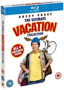 National Lampoon's Vacation Lampoons Ultimate Collection Blu-ray RB Christmas