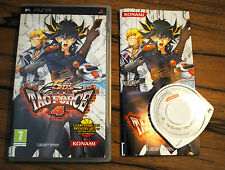 Jeu Yu-Gi-Oh! 5D'S TAG FORCE 4 pour PSP (Sony) COMPLET version FR