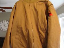 REPRODUCTION WWII TANKER JACKET