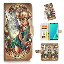 ( For Oppo A9 2020 ) Wallet Flip Case Cover PB21612 TinkerBell