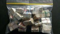 Mixed Bundles in Bag - All Used, Pre-Decimal, KGVI & QEII