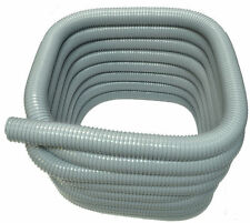 Generic SVF Vacuum Cleaner Hose 2 Inch 50' Wire Reinforced Color Gray