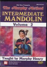 Intermediate Mandolin Volume 2 Murphy Method DVD