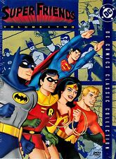 NEW 2DVD SET // Challenge of the Super Friends: 2nd Season // 6hr // BATMAN SUPE
