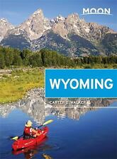 MOON WYOMING - WALKER, CARTER G. - NEW PAPERBACK BOOK