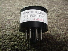 Teac Model  A4010S REMOTE JUMPER PLUG