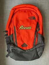 NWOT North Face Connector Backpack Reese's Peanut Butter Cups Tibetan Orange