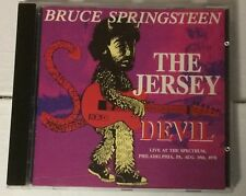Bruce Springsteen The Jersey Devil Live at the Spectrum Philadelphia 1978 RARO
