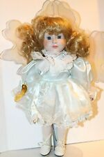 Music Box Angel Doll Plays You Are My Sunshine 14
