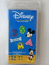 Cricut Disney Mickey Font Cartridge Brand New in Package.