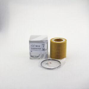 New BMW E60 E84 E90 F02 F10 F30 X1 X3 X5 Z4 Engine Oil Filter Kit 11427566327