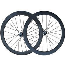 3sOutdoor Disc Brake 60mm Carbon Bike Wheel Clincher Cyclocross Novatec 791/792