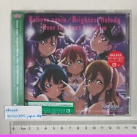 Love Live Sunshine over the rainbow Saint Aqours Snow CD japanese idol aqours