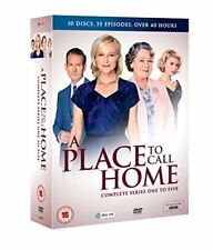 A Place To Call Home Complete Series One To Five [DVD]