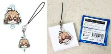 SERVAMP Alice in the Garden Churu Chara Linking Key Chain All of Love Snow Lily