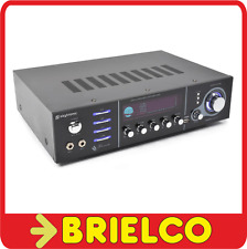 AMPLIFICADOR SONIDO KARAOKE DE 5 CANALES 2X100W SURROUND MP3 USB DISPLAY BD10812