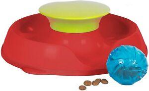 Outward Hound Interactive Puzzle Treat Twister Dog Puppy Toy