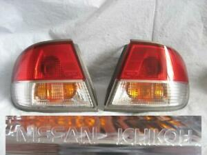 OEM Primera JDM Nissan Infiniti P11 G20 Taillights Genuine Tail Lights Kouki
