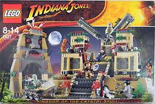 "LEGO® INDIANA JONES™ 7627 TEMPEL VON AKATOR   ""NEU & ORIGINAL VERPACKT"" !!!!!!!!"