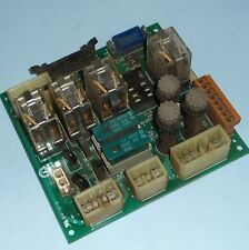 YASKAWA ELECTRIC MRC POWER DISTRIBUTION BOARD JANCD-MTU01 REV D13 *PZB*