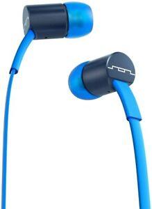 SOL REPUBLIC Jax Wired 3-Button In-Ear Headphones - Blue