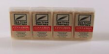 Tea Tree Therapy Cinnamon Toothpicks 100 Count (Set of 4) Quit Stop Smoking Aid