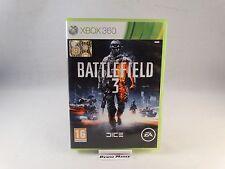 BATTLEFIELD 3 FPS - MICROSOFT XBOX 360 - PAL ITA ITALIANO - COMPLETO COME NUOVO