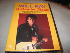 WILL RAY - B-BENDER MANIA INSTRUCTIONAL DVD VIDEO - The Bible of Bender Videos