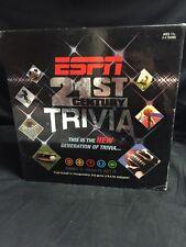 Espn Deportes 21st Century Trivia Juego