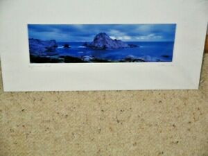 Sugar Loaf Rock West Australia by C Fletcher Photograph Mounted Ready to Frame